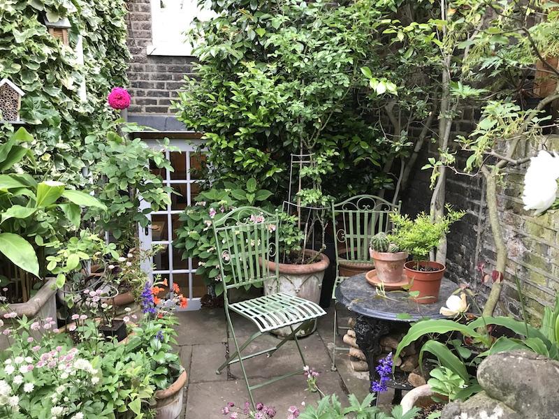 日曜日のロンドン、オープン・ガーデンへ