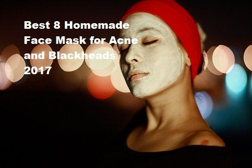 Homemade Face Mask for Acne and Blackheads