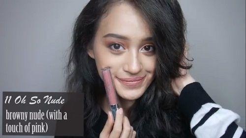 Wardah Lip Cream No 11