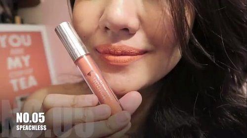 Wardah Lip Cream No 5