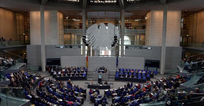 Parlemen Jerman Legalkan Pernikahan Sesama Jenis
