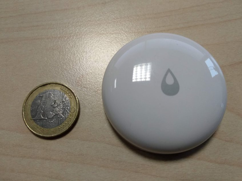 Aqara Water Leak Sensor Front