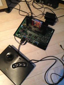 Neo Geo - 07 - First test run