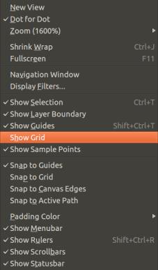 Show-Grid