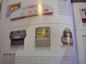 All Accessoire gëtt virgestallt, och selten Hardware aus Japan.