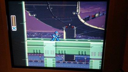 Mega Man X - Screenshot - RGB