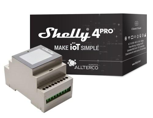 Shelly4Pro