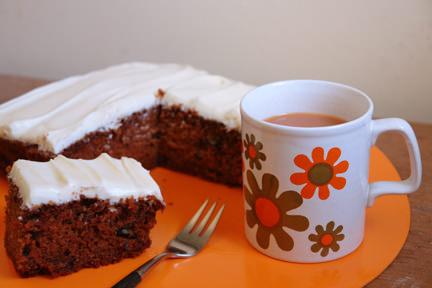 Mug Cake Icing