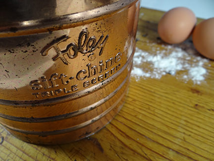 Foley Sift-Chine flour sifter