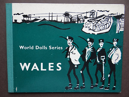 World Dolls Series: Wales book cover