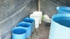 Open storage tanks at one home