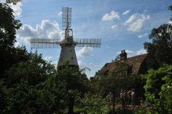 the windmill in Impington