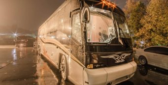 Band Tour Bus Rental Rates