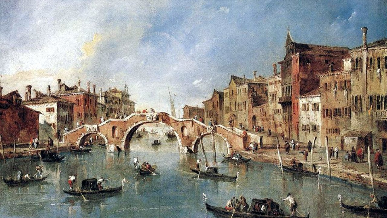 Venetian School Of Art Hisour Hi So You Are