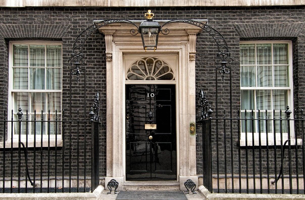 Resultado de imagen para Fotos de Downing Street