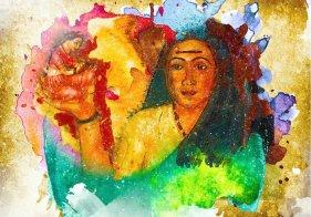 Savitribai Phule the first school for girls in India Zubaan