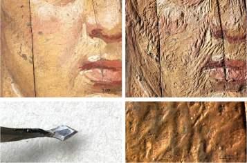 Technique of Antiquity Painting of Human Image Panel in the Mediterranean Zentralinstitut fur Kunstgeschichte