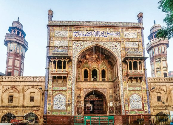 Wazir Khan Mosque Walled City of Lahore Authority
