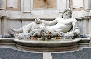 Pasquino and talking statues of Rome Italian Youth Committee UNESCO