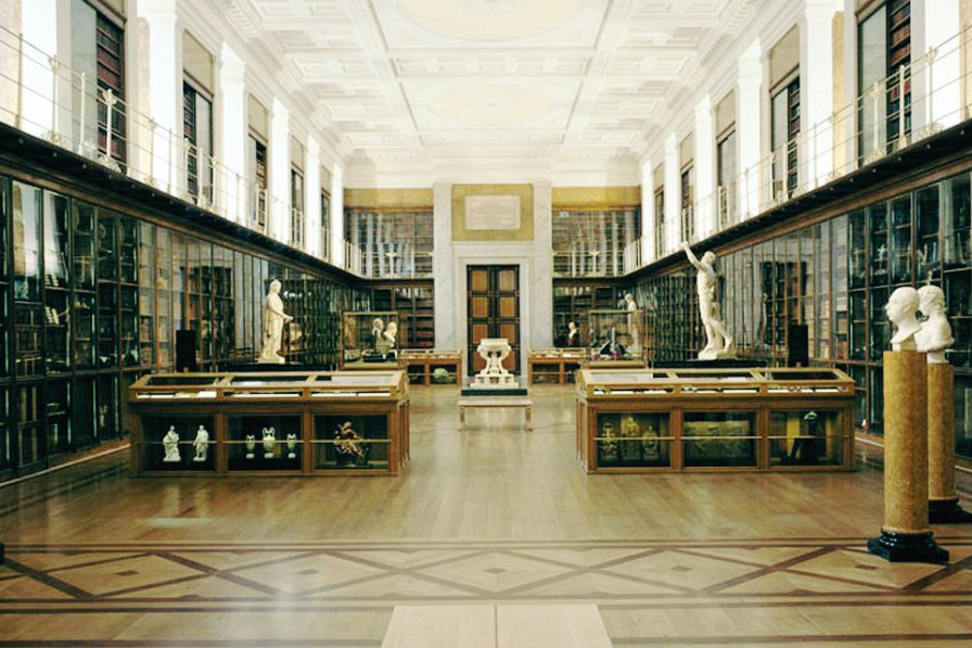 Enlightenment Collection, King's Library, The British Museum