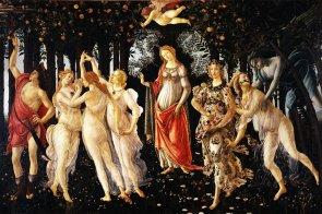 Botticelli Room, Uffizi Gallery
