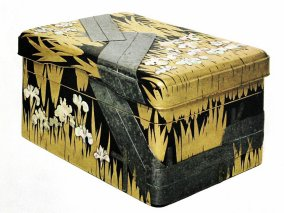 Japanese lacquerware, Tokyo National Museum