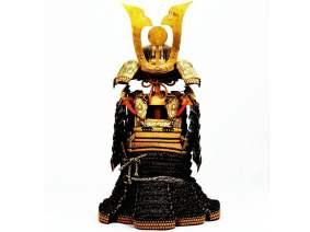 Samurai costumes during the Heian - Edo period, Tokyo National Museum