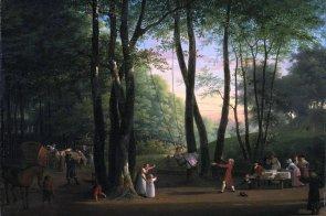 The happy evening land, Thorvaldsens Museum