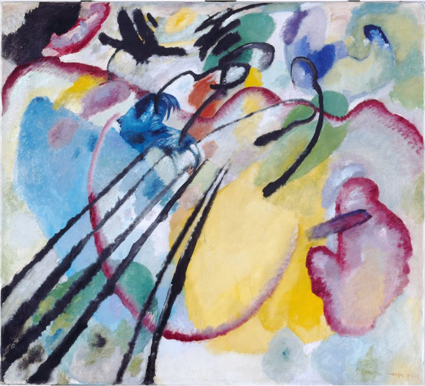 Abstraction Art Define