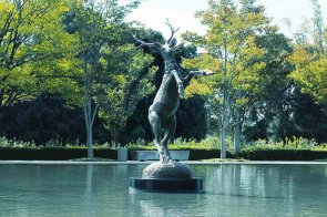 Sculpture of Sato Tadayoshi, Exploration Beauty of Life, Sagawa Art Museum