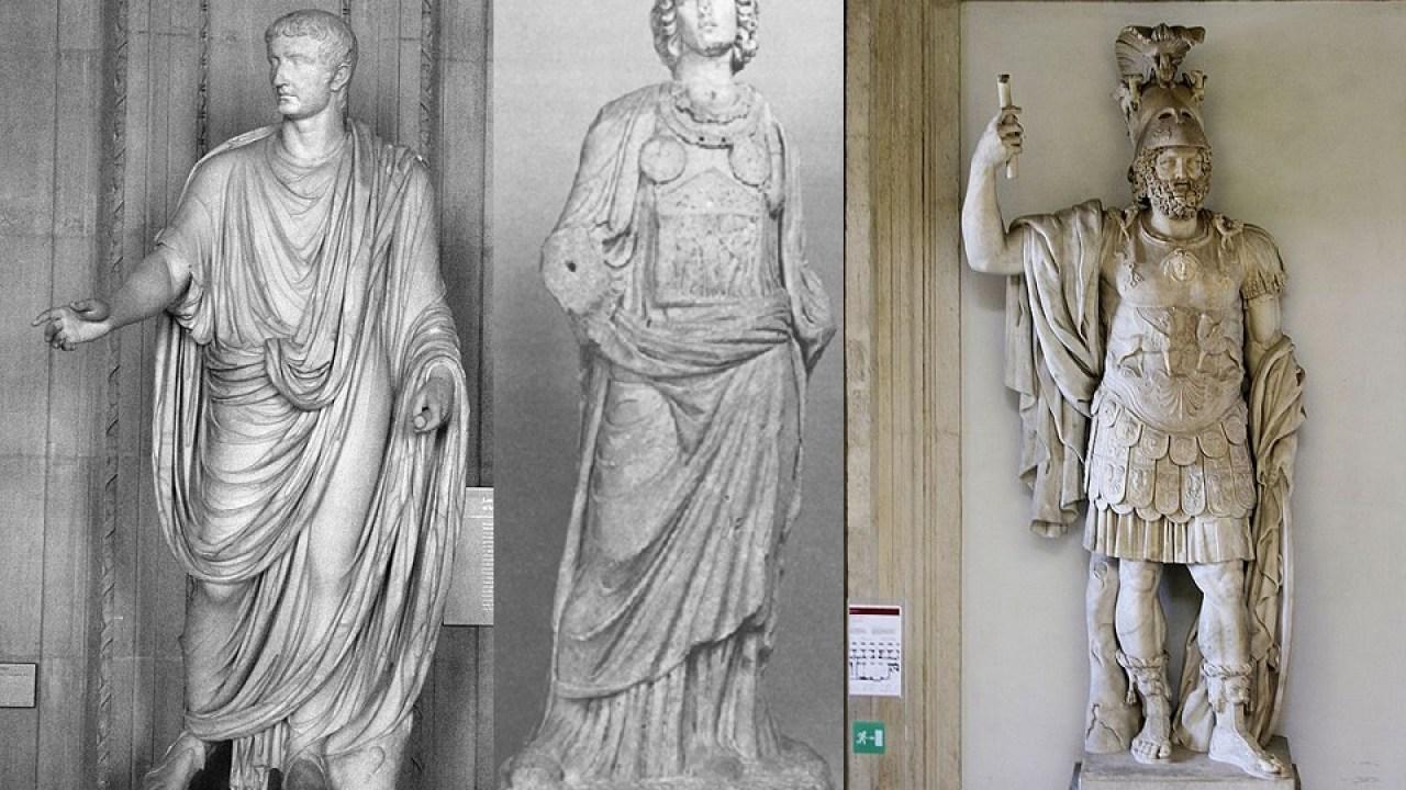 abbigliamento sportivo ad alte prestazioni varietà larghe a prezzi ragionevoli Abbigliamento nell'antica Roma   HiSoUR – Ciao, così sei