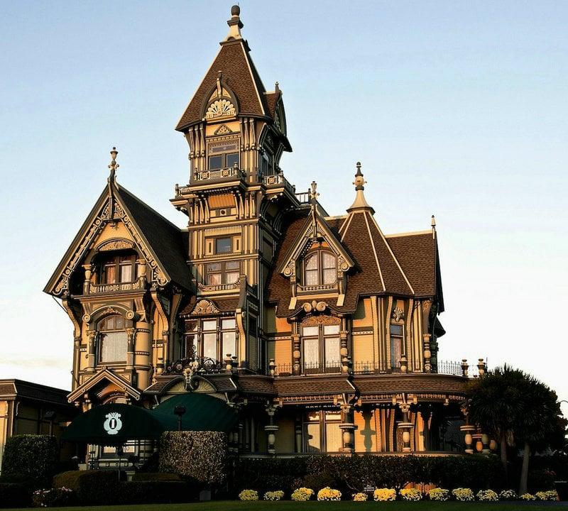 Architecture de style Queen Anne