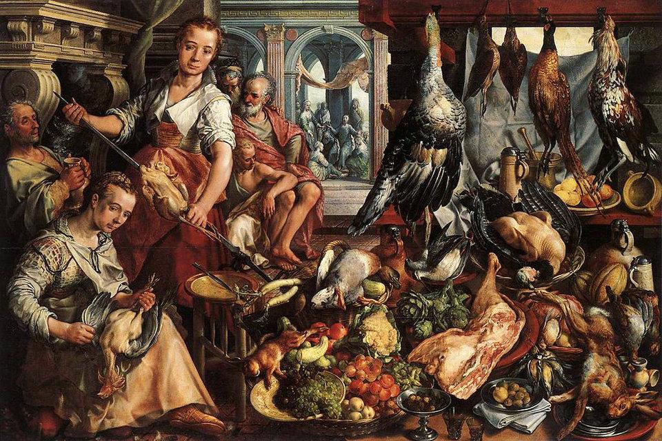 16世紀の静物画 | HiSoUR 芸術 文化 美術 歴史