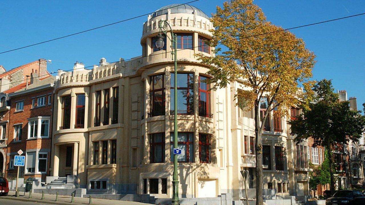Rue De La Deco art deco architecture in belgium   hisour – hi so you are
