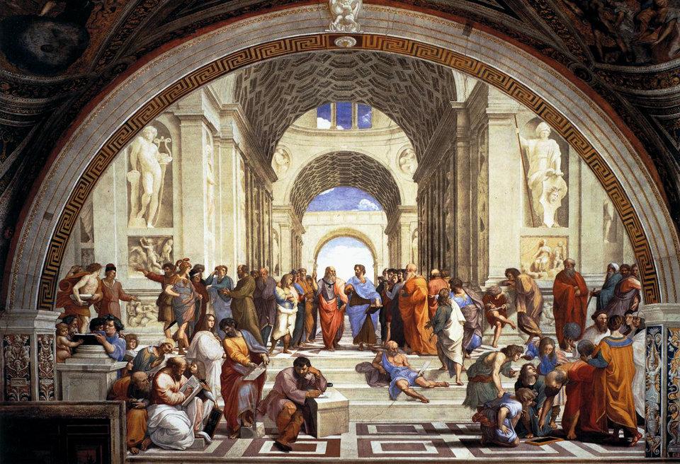 16世紀のローマルネッサンス | HiSoUR 芸術 文化 美術 歴史