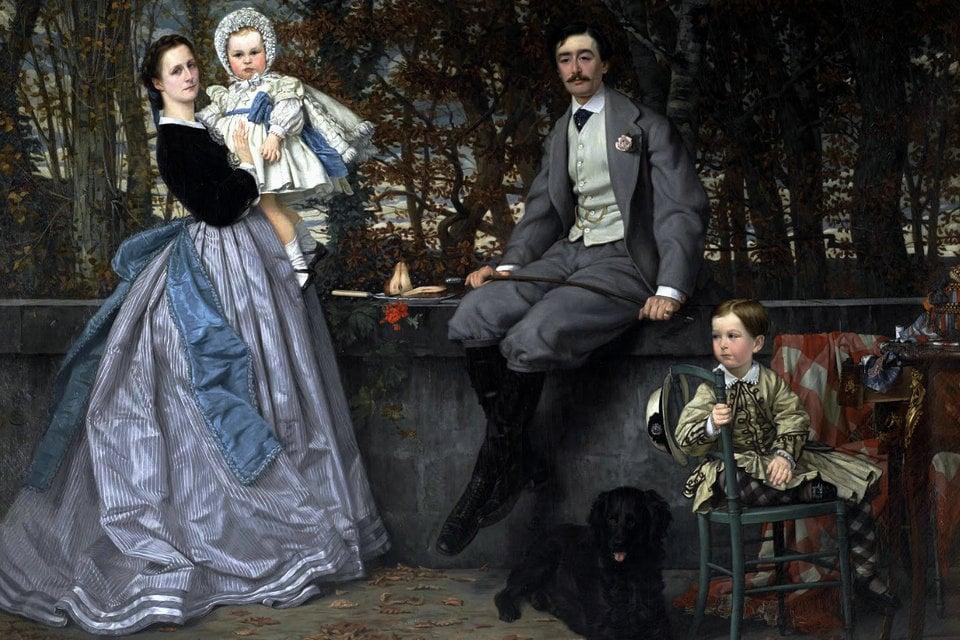 História da moda ocidental dos anos 1860 – HiSoUR Arte Cultura Exposição 6ec124e1b1b