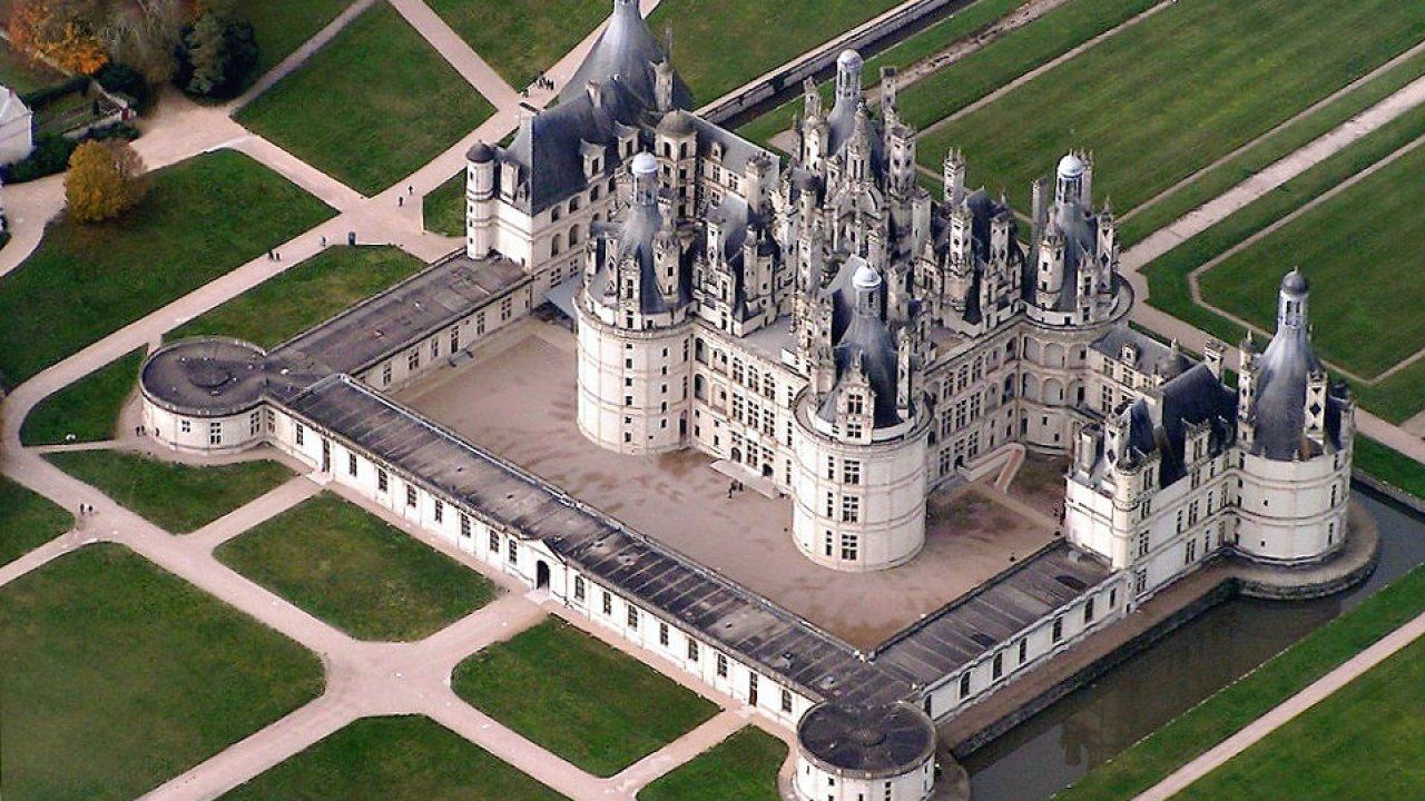 Château de Chambord, France | HiSoUR - Hi So You Are
