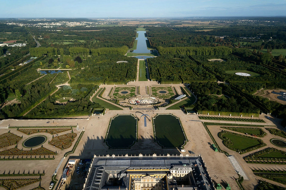 Jardins Du Chateau De Versailles Hisour Art Culture Histoire