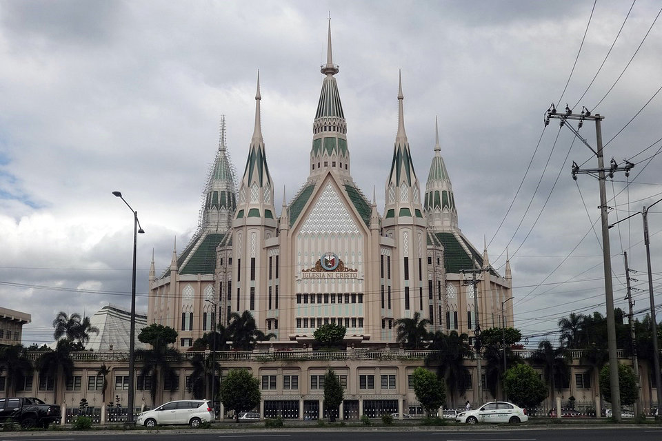 Iglesia ni Cristo vs Dating Daan