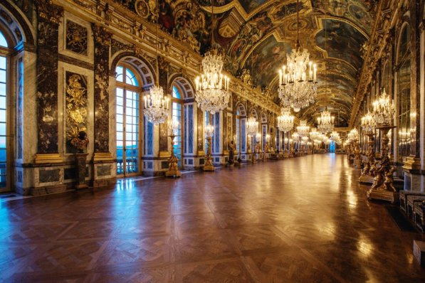 The Grand Gallery, Palace of Versailles