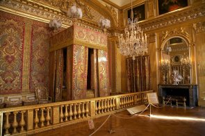 The King's chamber, Palace of Versailles