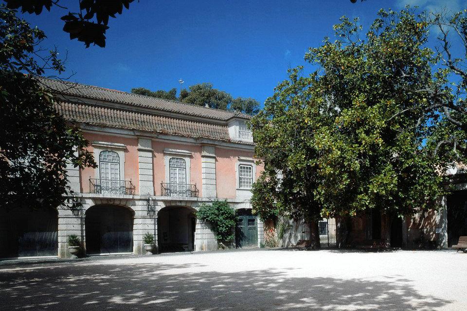 Достопримечательность Ботанический сад Лиссабона (Португалия) с ...   640x960