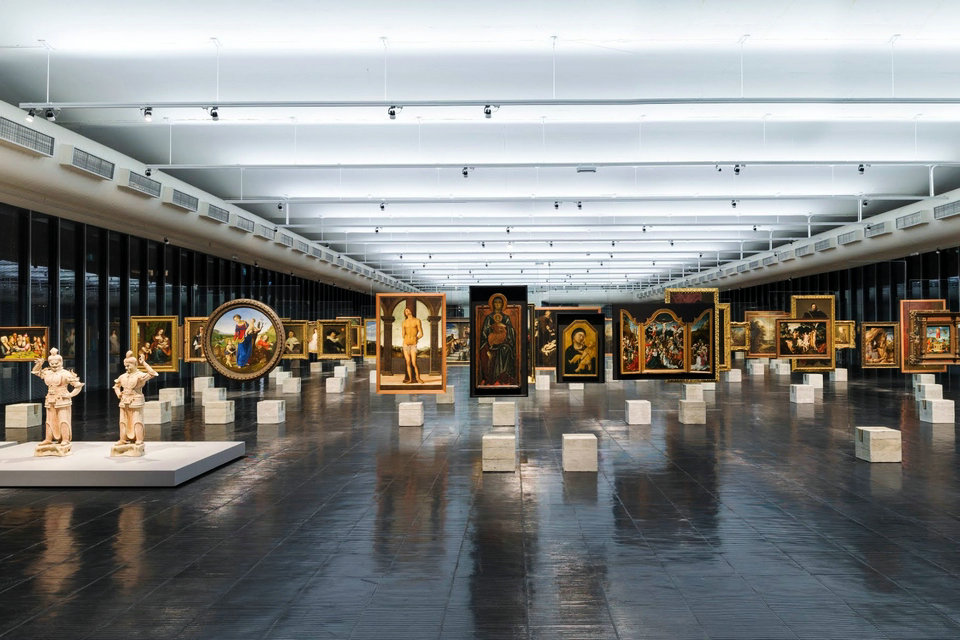 Picture Gallery in Transformation, Sao Paulo Art Museum | HiSoUR – Hi So  You Are