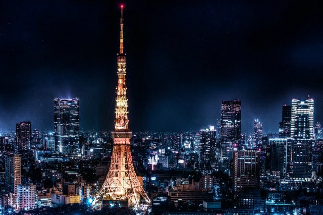 Tokyo Tower, Japan – HiSoUR – Hi So You Are