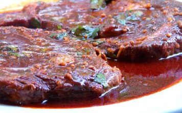 Argentine Red Sauce and Marinade