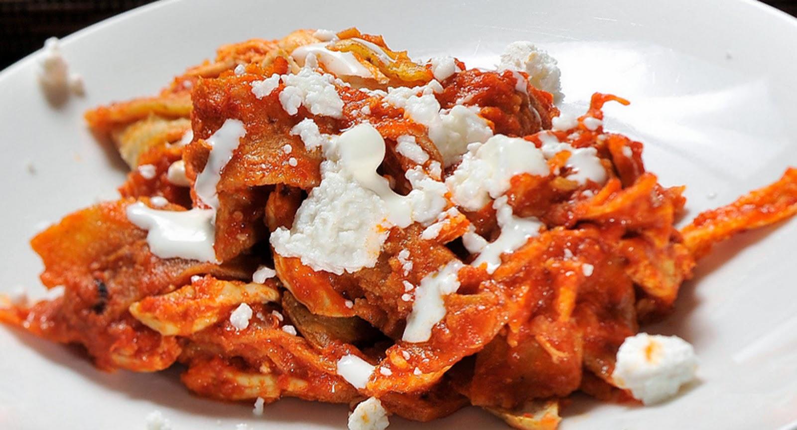 Chilaquiles - Hispanic Food Network