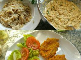 Authentic Cuban Fritters bacalitos