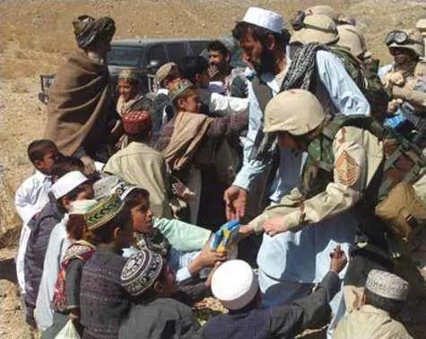 Afghanistan US Soldiers