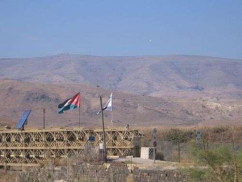 FronteraIsraelJordania