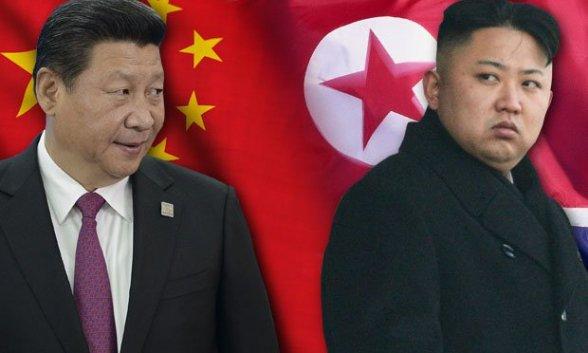 Resultado de imagen para kim jong y Xi Jinping un lideres chinos